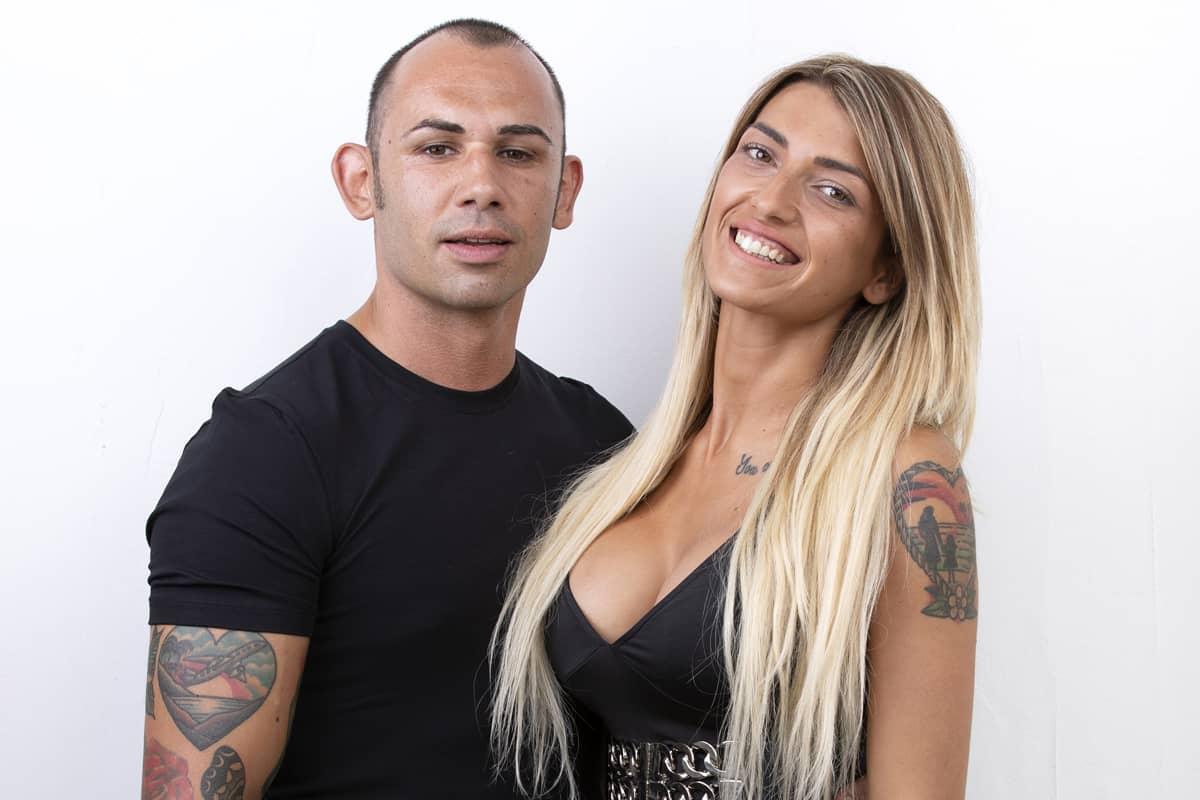 Valeria e Ciavy di Temptation Island 2020