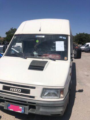 Ardea |  controlli e multe nel primo weekend di agosto  Nomade costretto a tornare a Roma a piedi |  la polizia locale gli sequestra il furgone