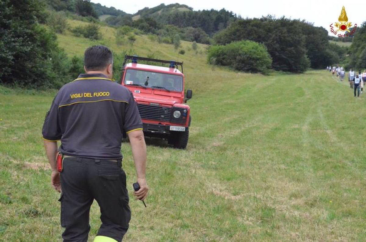 incidente gaeta escursione