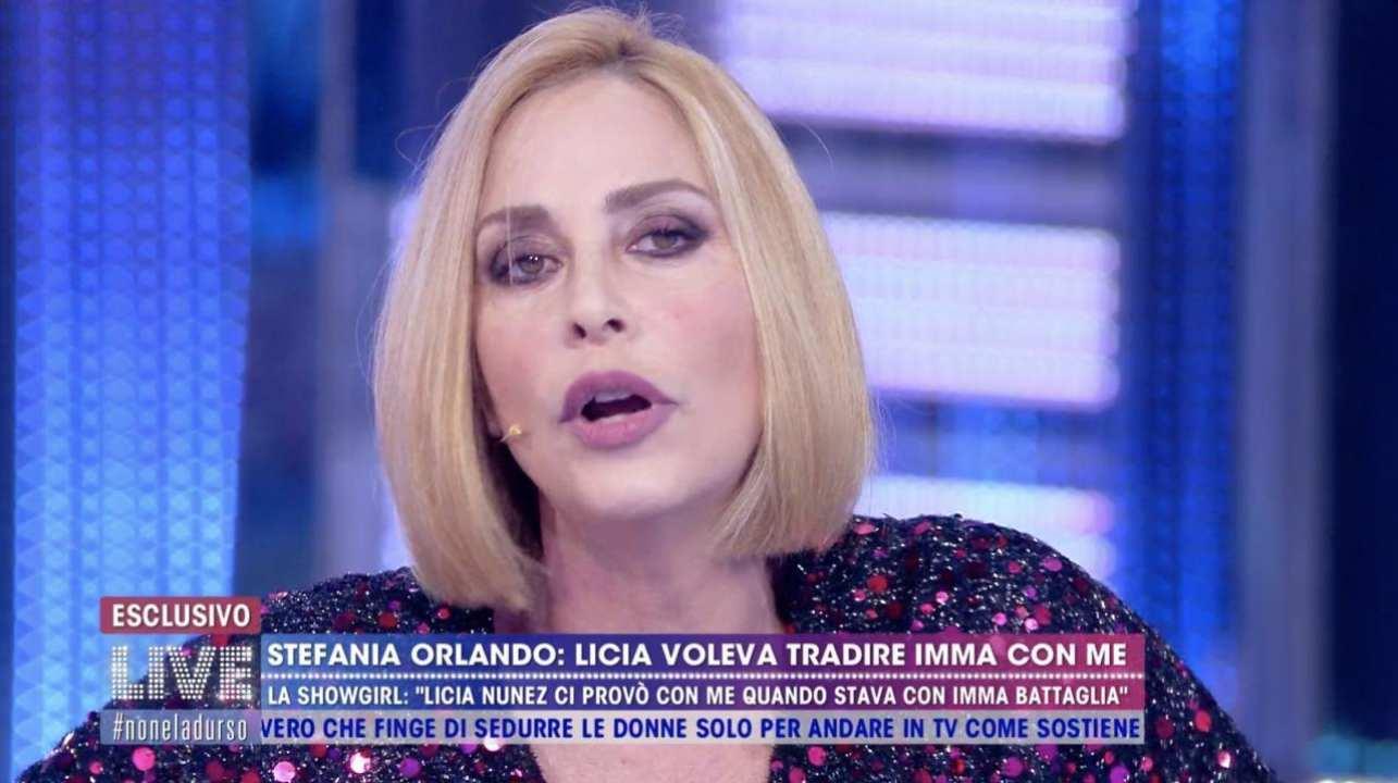 Stefania Orlando chi è
