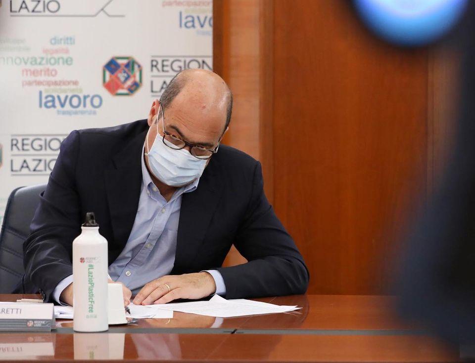 Vaccini Lazio terza dose