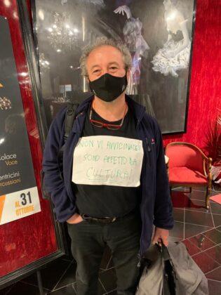 L'attore Sebastiano Somma al Presidente Giuseppe Conte: 'Ci dia la possibilità di nutrire le nostre famiglie'