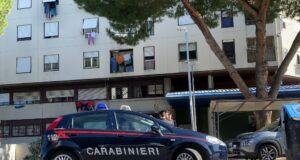 carabinieri Ladispoli accoltellamento