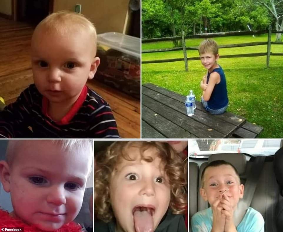figli uccisi di Oreanna