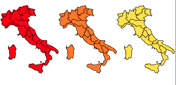 Indice Rt nel Lazio