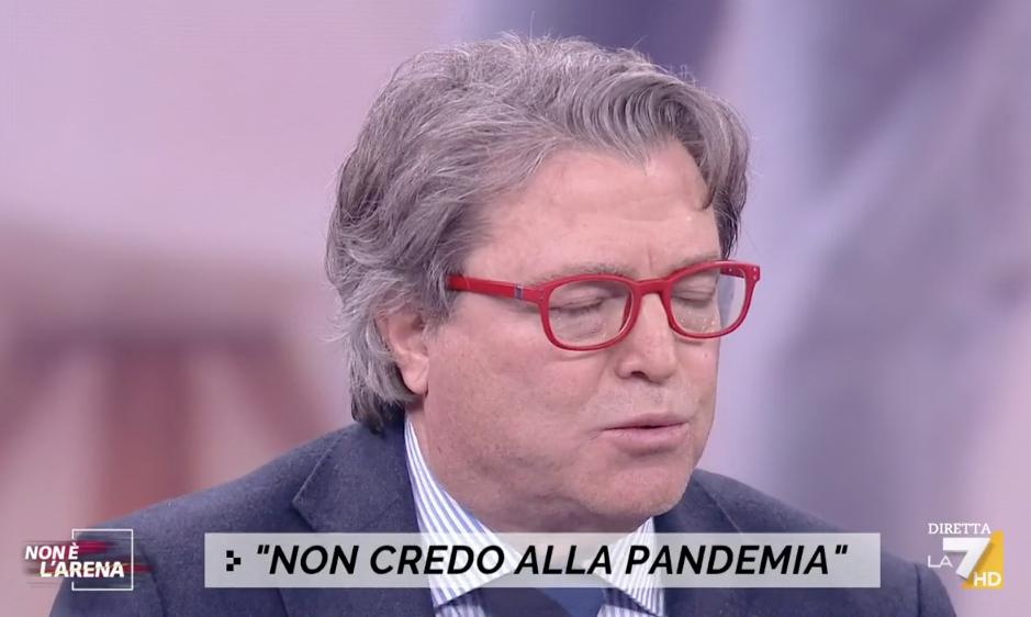 Mariano Amici a Controcorrente