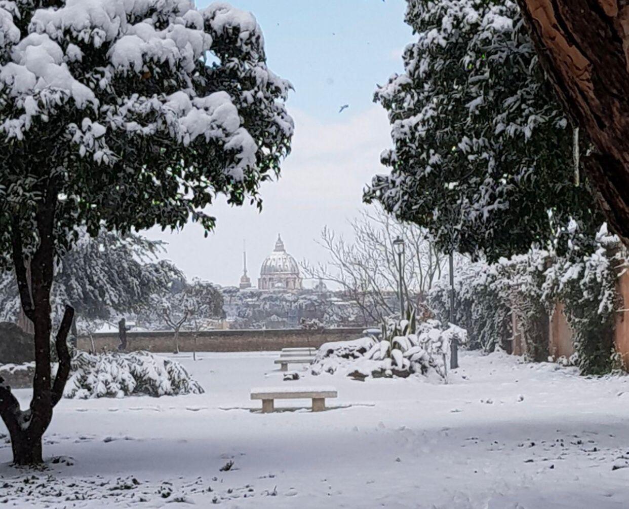 Neve Roma Febbraio 2021: le previsioni meteo