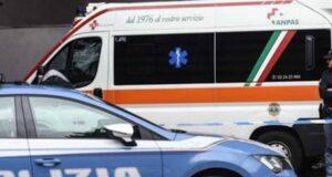 suicidio piazza Mazzini