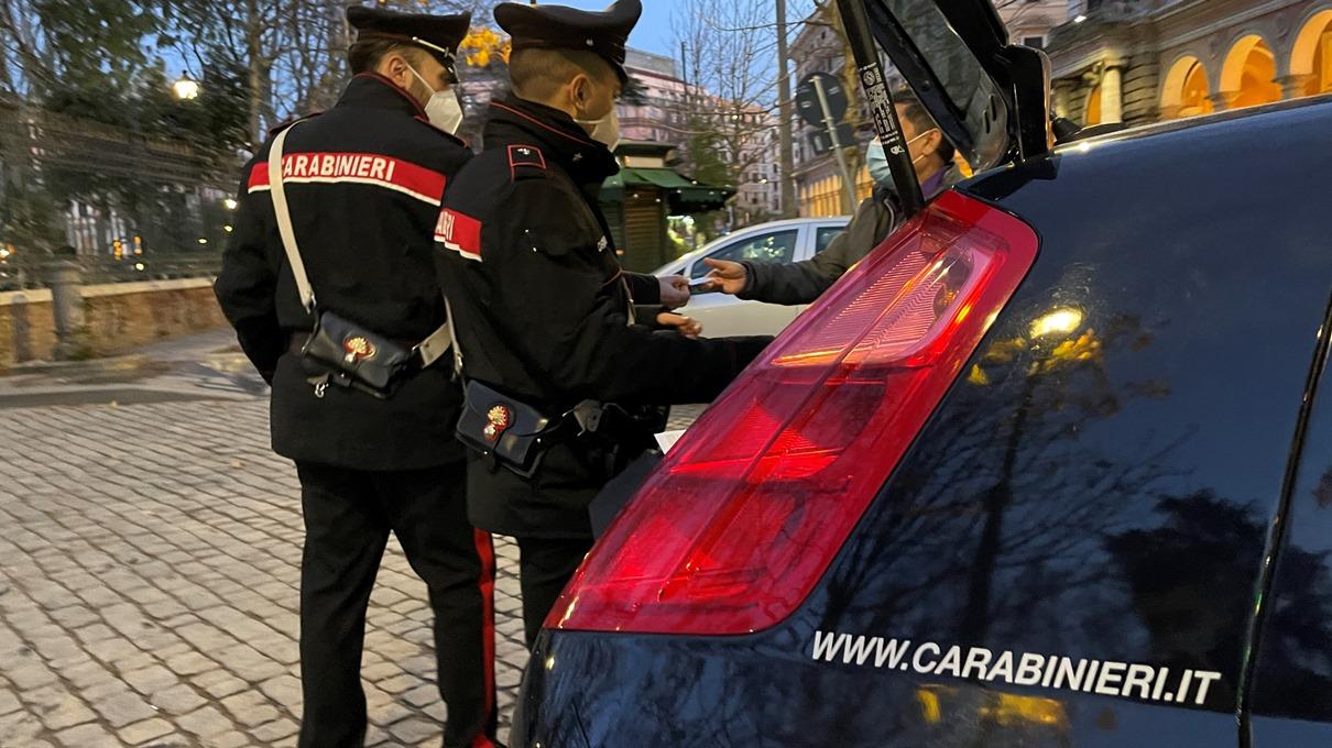carabinieri sanzioni locali