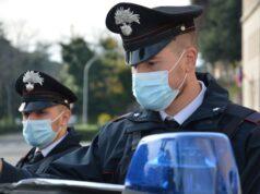 Controlli carabinieri Roma cena clandestina e giovani assembrati