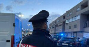carabinieri blitz pusher