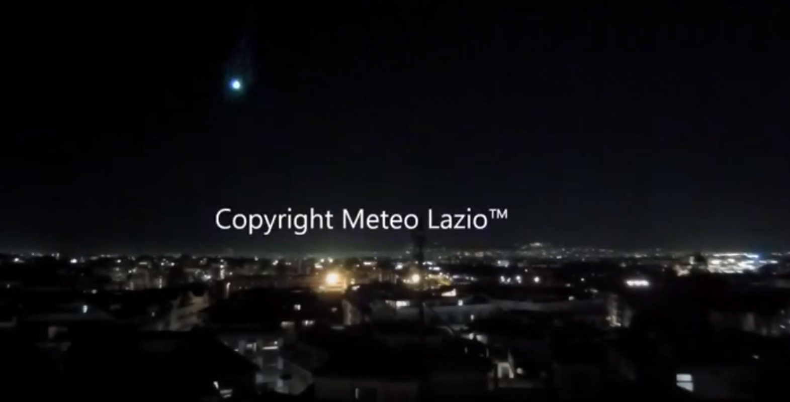 meteorite roma