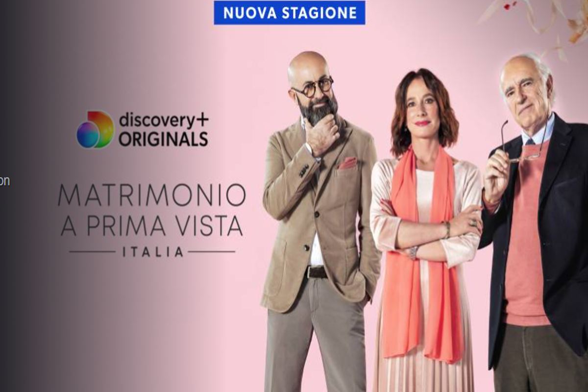 Matrimonio a Prima Vista Italia 2021 quando va in onda