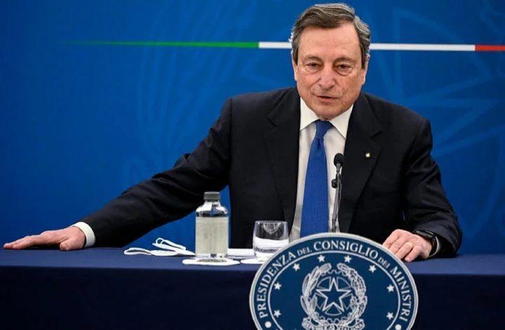 Draghi nuovo decreto anti covid