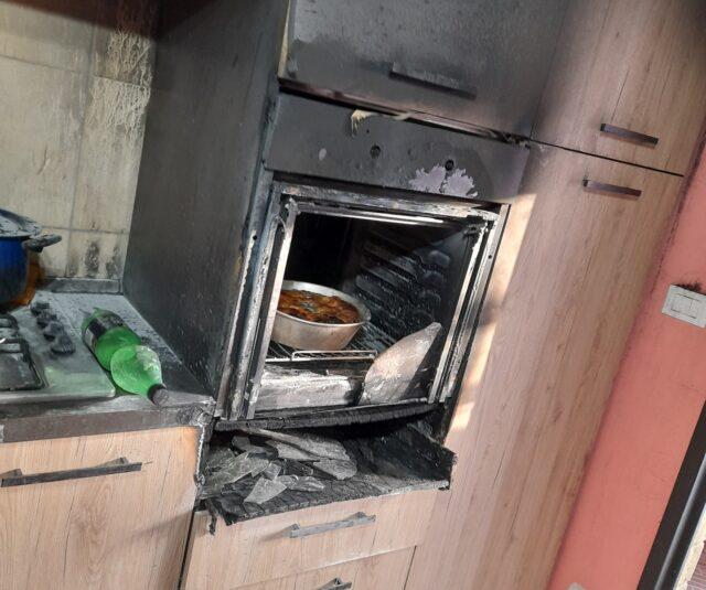 Va A Fuoco Il Forno E Distrugge La Cucina Coppia Senza Lavoro Salva Per Miracolo L Appello Per Aiutarla