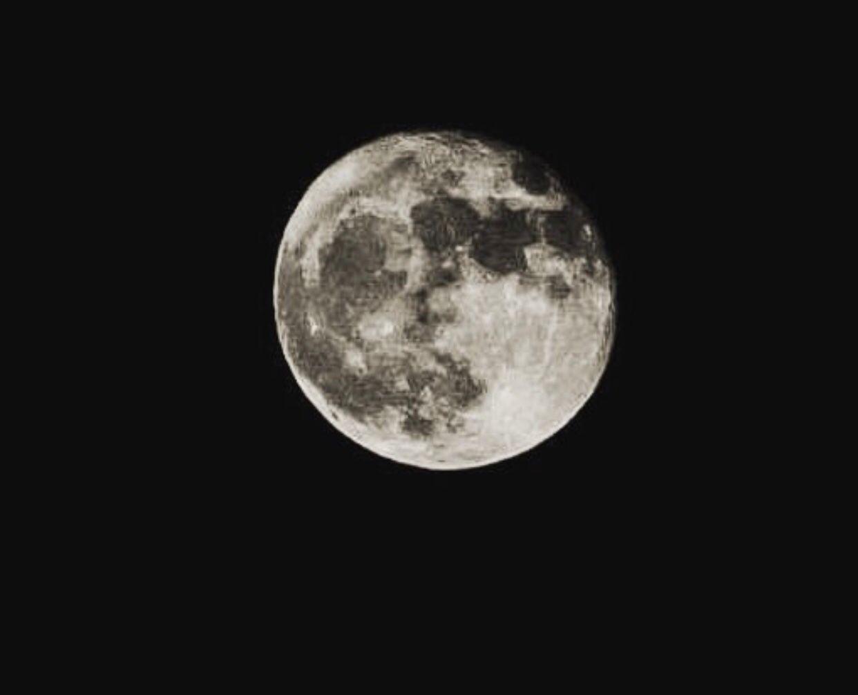 Eclissi microluna novembre 2021