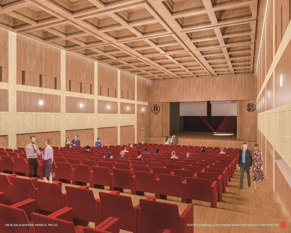 teatro comunale pomezia