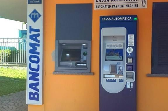 bancomat Castel Gandolfo