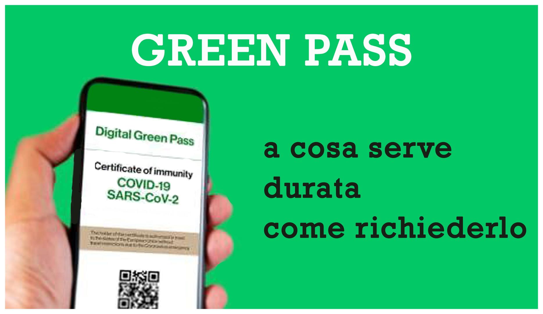 Green Pass Italia Dpcm