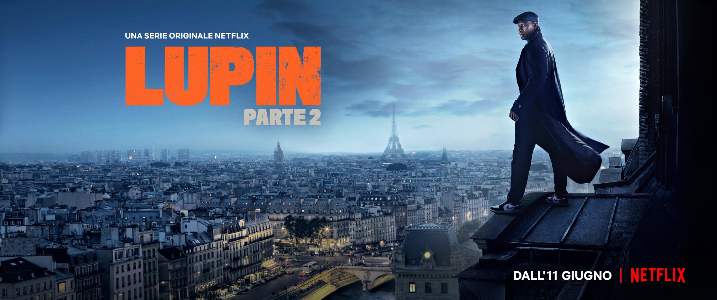 Lupin quando esce la seconda stagione