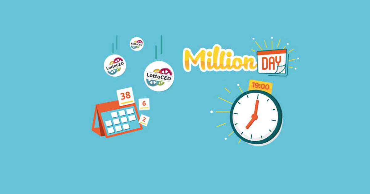 MillionDay oggi