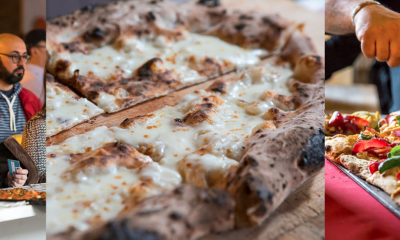 la città della pizza roma