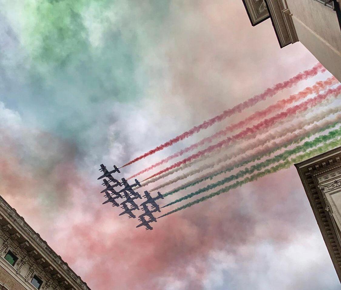 Frecce Tricolori Roma