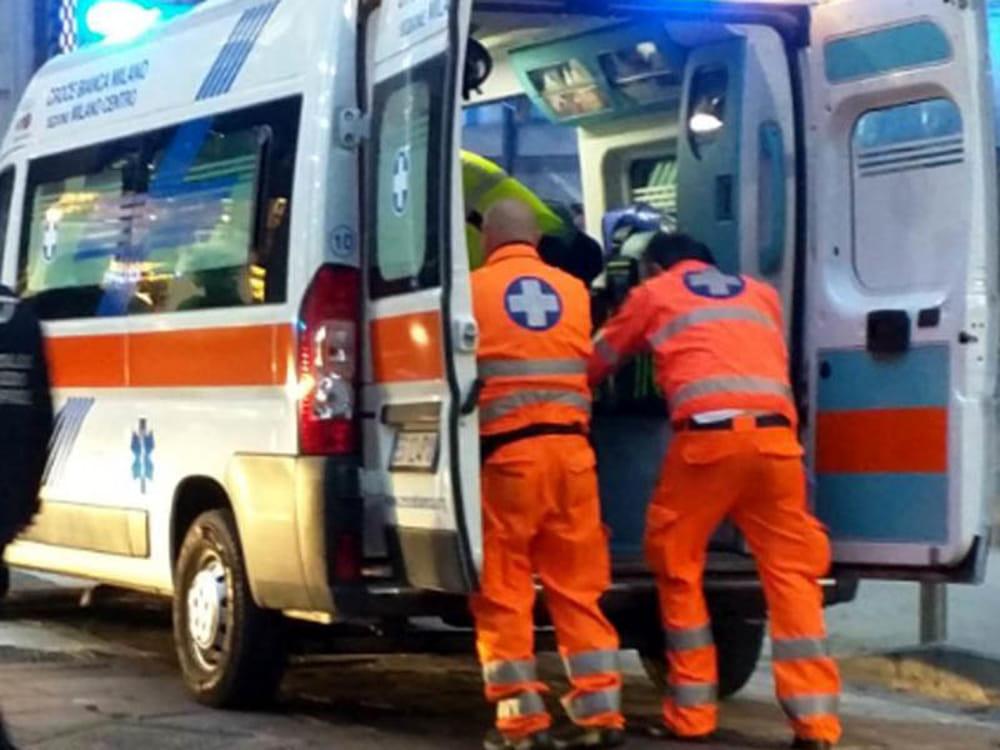 incidente-via-appia-nuova-feriti-gravi-due-motociclisti fusano
