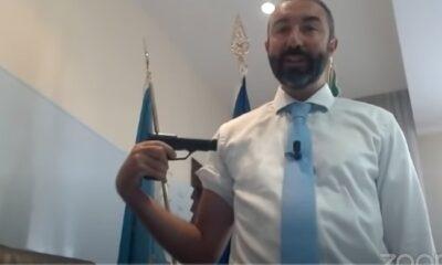 barillari pistola