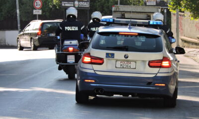 Controlli Polizia arresto