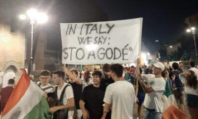 vandali roma Italia inghilterra