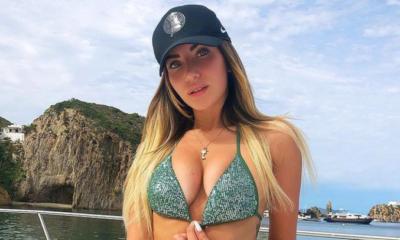 Giulia Cerini tentatrice temptation Island 2021 Tommaso