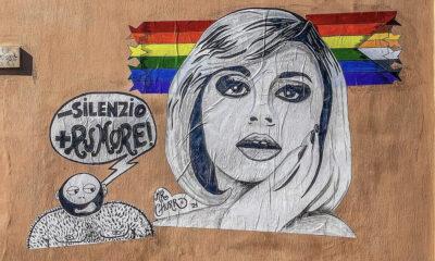 gay street Raffaella Carrà