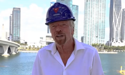 Richard Branson chi è, Virgin Galactic