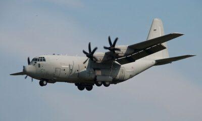 In arrivo volo Afghanistan