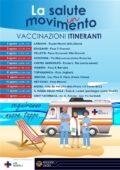 Vaccini itineranti a Nettuno: ecco dove e quando