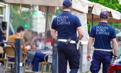 Controlli polizia locale weekend