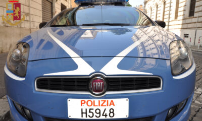 Arresto via Michele Pantanella