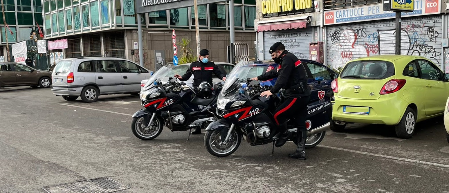 Carabinieri Tor Marancia
