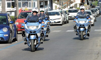 Polizia moto