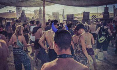 Rave party Tuscia
