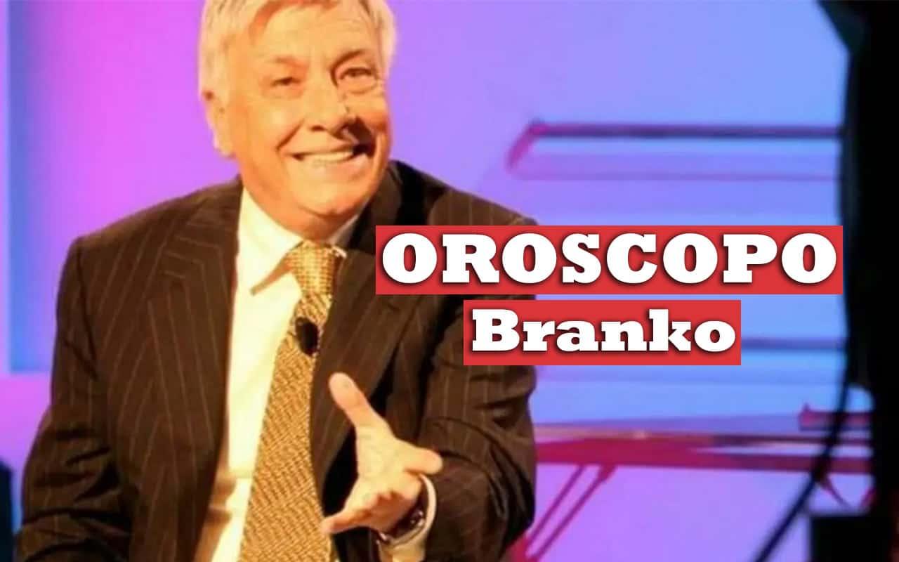 Branko-Oroscopo-settimana-dal-18-al-24-ottobre