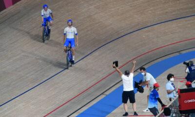 l'Italia vince la medaglia d'oro