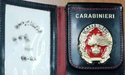 finti carabinieri ardea aprilia