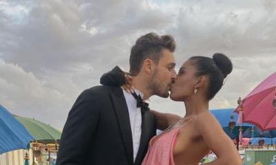 Georgette Polizzi e Davide Tresse a D'Amore e D'Accordo su Real Time