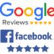 google-facebook-recensioni