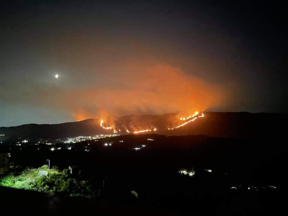 incendio Tivoli