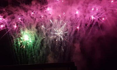 campionato fuochi d'artificio