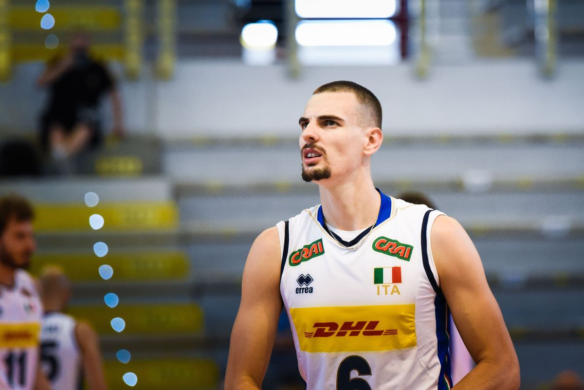 Italia Serbia Volley maschile semifinale a che ora e dove vederla 18 settembre 2021
