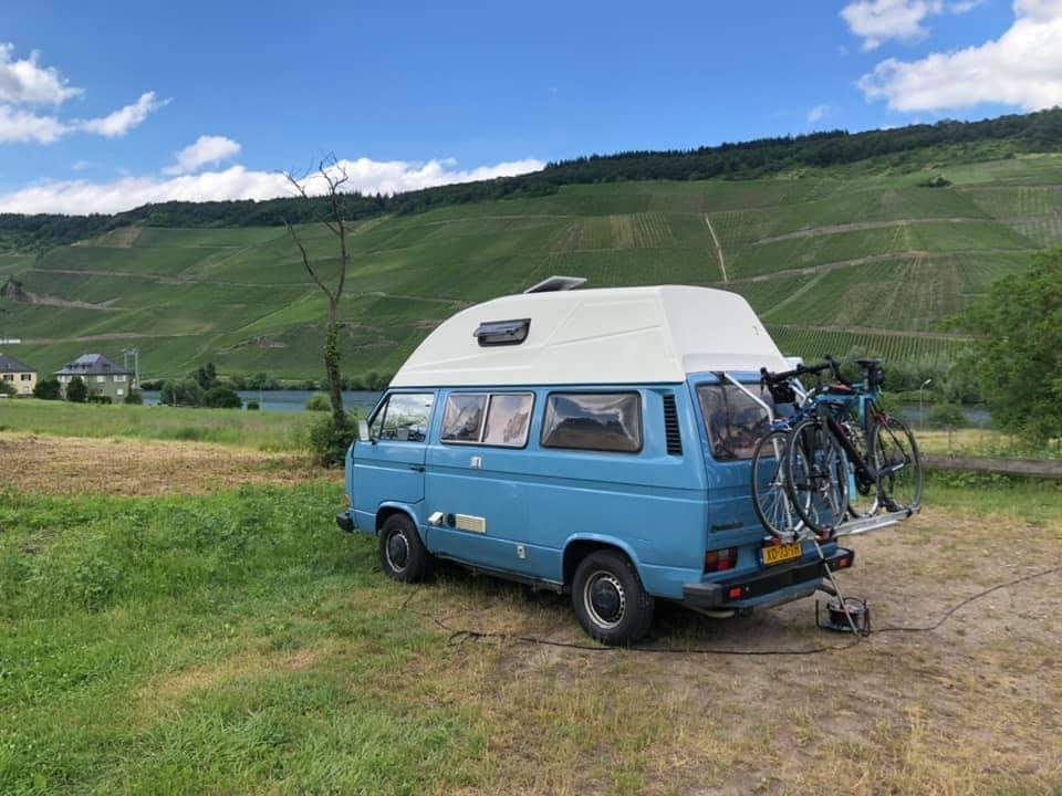 Furto camper